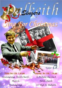Concert Poster - December 2014
