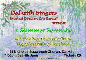 Concert Poster - June 2016